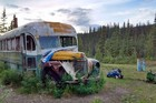 Into the Wild bus hiker found