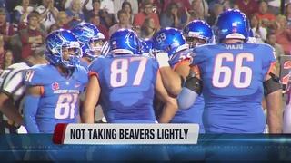 Not taking Beavers Lightly
