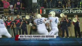 BSU to face former Utah State DC Saturday