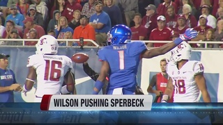 Cedrick Wilson is pushing Broncos WR group