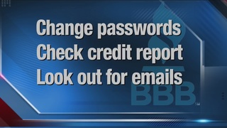 BBB offers advice for Yahoo breach victim