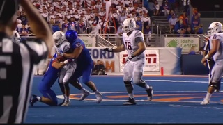 Boise State looking to stop Aggies