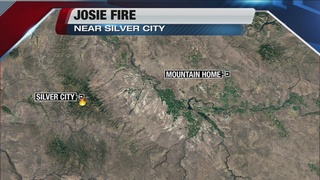 Fire officials: Josie Fire was human-caused