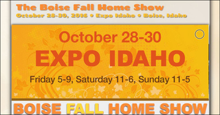 Win Tickets to the Boise Fall Home Show