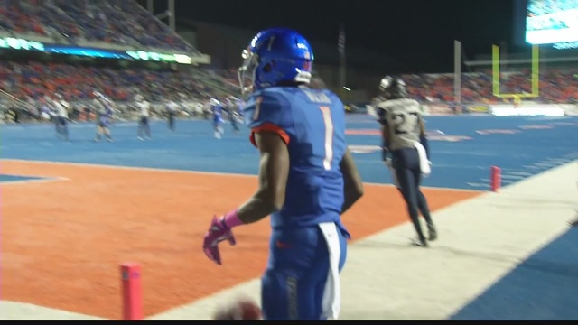 No. 15 Boise State holds off rallying Colorado State, 28-23