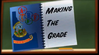 Making the Grade literacy launch