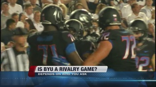 New rivalry with BYU