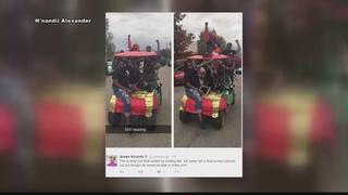 Boise City Police investigating BSU vandalism