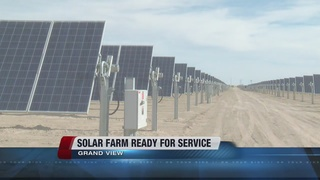 Clenera solar farm to power thousands of homes
