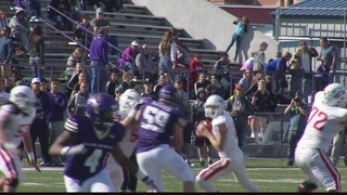 Yotes win in a thriller 44-41 over SOU