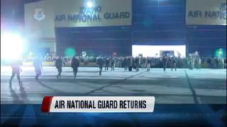 Idaho Air National Guard members return