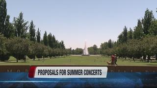 Boise leaders evaluating summer concert options
