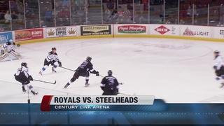 Komm, Steelheads top Royals in shootout