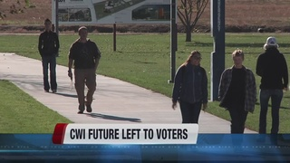 Voters to decide fate for CWI