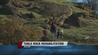Students help in effort to restore Table Rock