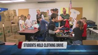 Gateways Elementary rallies for hurricane victim