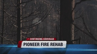 The Pioneer Fire is officially 100% contained