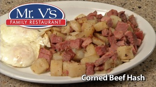 SYSCO KITCHEN: Mr. V's Corned Beef Hash