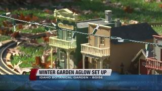 Winter Garden Aglow set to open on Thanksgiving