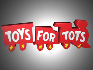 2016 Toys for Tots is underway