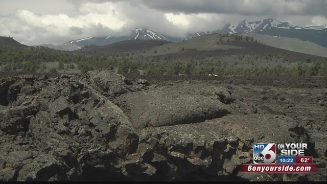 Zinke recommends no changes to Craters of the Moon