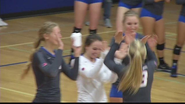 State volleyball headed back to NCAA Tournament