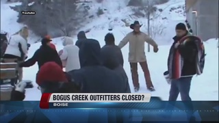 Bogus Creek ticket holders fear its closed