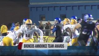 Broncos Announce 2016 Team Awards