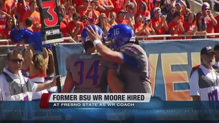 Kirby Moore hired at Fresno State