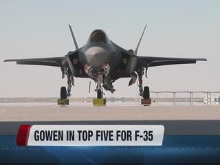 Boise's Gowen Field in Top 5 for F-35 Base