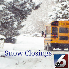 CLOSINGS: School and Government closings