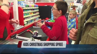 Donations needed for kids' Christmas shopping