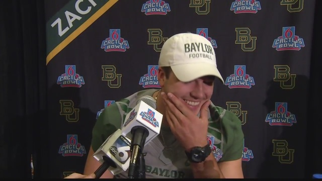 Baylor WR KD Cannon announces he will enter National Football League  draft