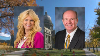 Idaho House lawmakers tie the knot