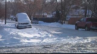 Snow removal agencies prioritize routes