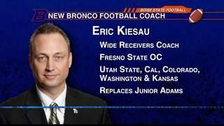 Reports: BSU to hire Kiesau as new receivers coa