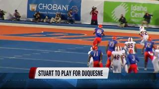 Former BSU QB to play for Duquesne University