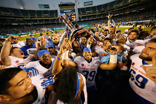 Poinsettia Bowl is no more