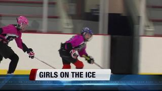 BWHA encourages girls to play hockey