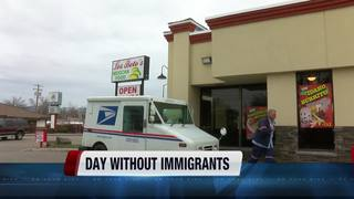 Day Without Immigrants: Local businesses close