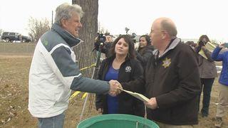 Governor visits flood damaged Minidoka County