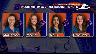 Broncos fall to #12 in Gymnastics