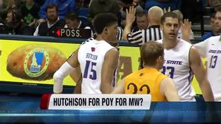 Hutchison has become Clutch for Boise State
