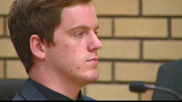 Probation in Dietrich locker room case