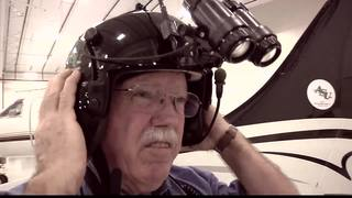 Night vision goggle company gets FAA approval