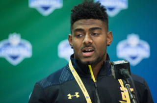 McNichols showing strong numbers in NFL Combine