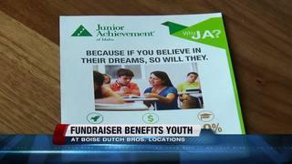 Dutch Bros proceeds day benefits JA of Idaho