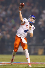 Bronco OC Hill glad to have Rypien at QB