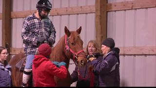 Ride for Joy provides therapeutic horse riding