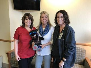 Saint Al's nurses help grieving Boise family